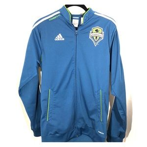 Seattle Sounders FC Climalite Zip-up